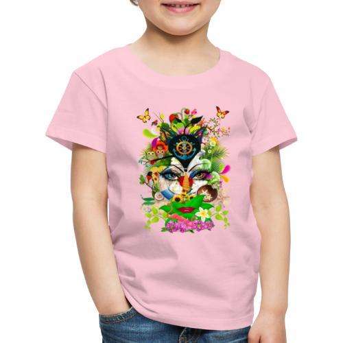 Parfum d'été by T-shirt chic et choc - T-shirt Premium Enfant