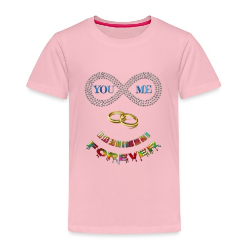 You and me Forever - T-shirt Premium Enfant