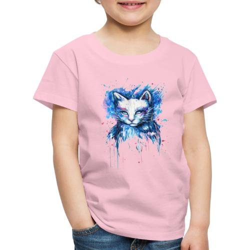 Gatito adorable - Camiseta premium niño