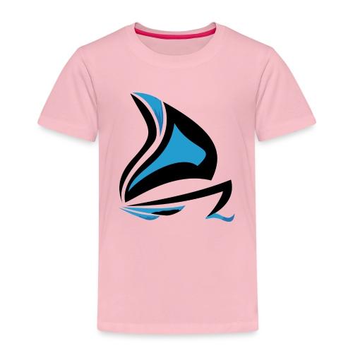 Les Férus de voile et moteur - T-shirt Premium Enfant