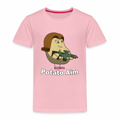 Mrs Potato Aim - Kids' Premium T-Shirt