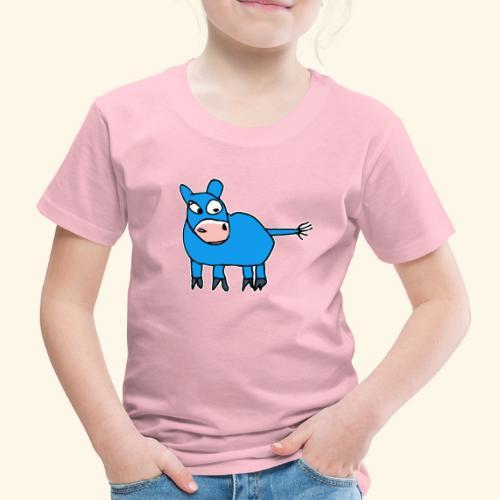 willi das kleine muli - Kinder Premium T-Shirt