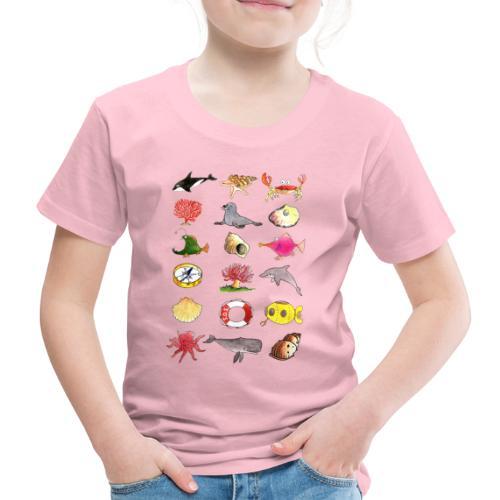 Save the Oceans! - Kinder Premium T-Shirt