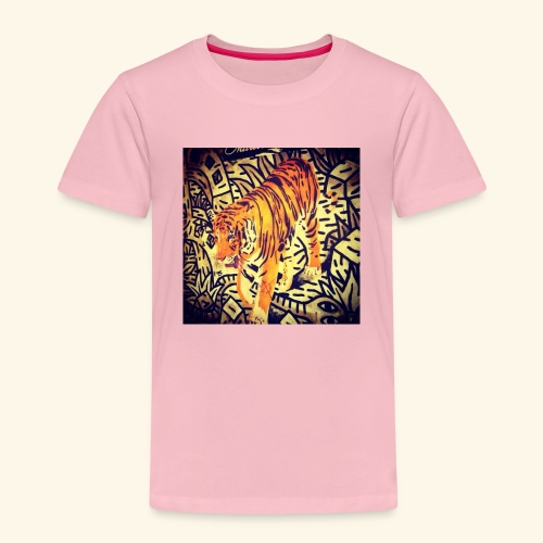 tiger gun 111 - Kids' Premium T-Shirt