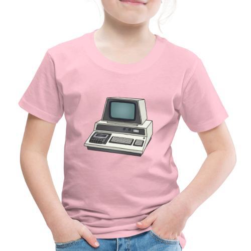 Personal Computer PC c - Kinder Premium T-Shirt