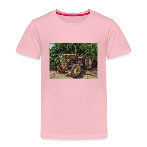 tractor - Kids' Premium T-Shirt