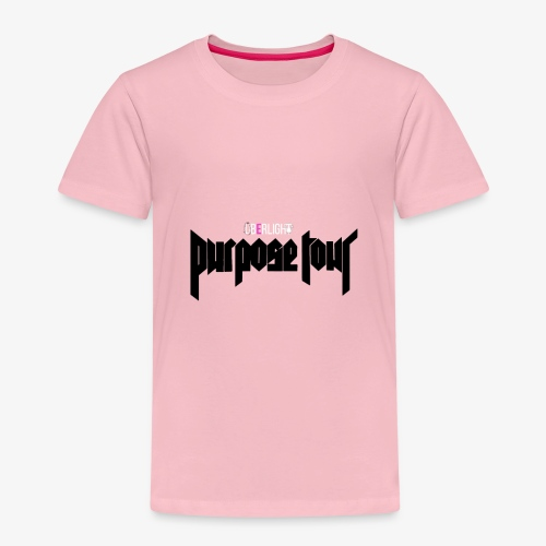 Uberlight Purpose Tour Edition - Kids' Premium T-Shirt