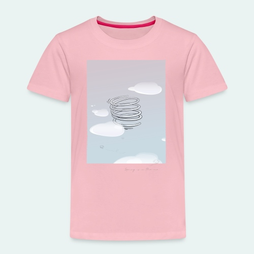 Spring is in the air 02 - T-shirt Premium Enfant