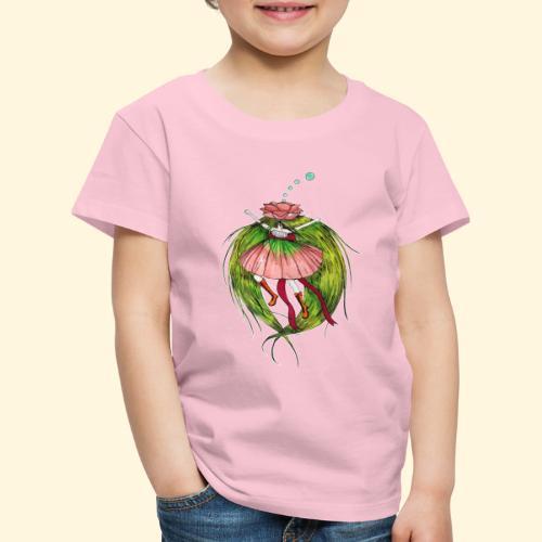 Fée des fleurs : Tiens bon ! (Pour l'écologie) - T-shirt Premium Enfant