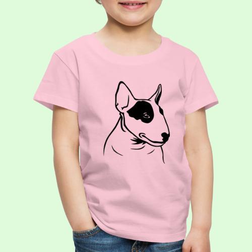 Tête de Bull Terrier - T-shirt Premium Enfant