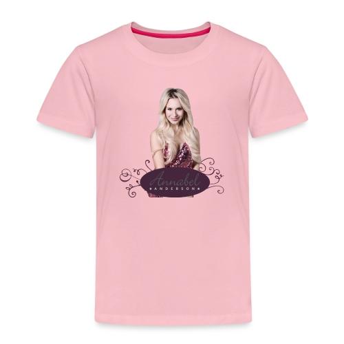 Annabel Anderson Portrait Ornamente - Kinder Premium T-Shirt