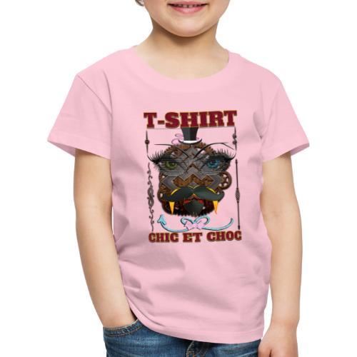 T-shirt chic et choc - T-shirt Premium Enfant