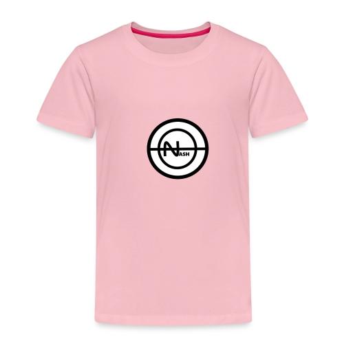 Nash png - Børne premium T-shirt