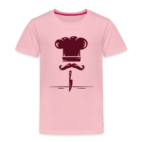 logo kitchen - Camiseta premium niño