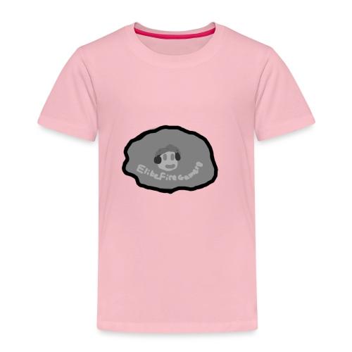 EliteFireGamer0's Rock Design - Kids' Premium T-Shirt