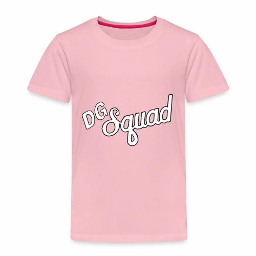 Dutchgamerz DG squad logo - Kinderen Premium T-shirt