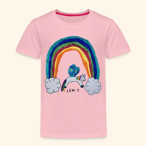 LeniT For Unicorns Only - Lasten premium t-paita
