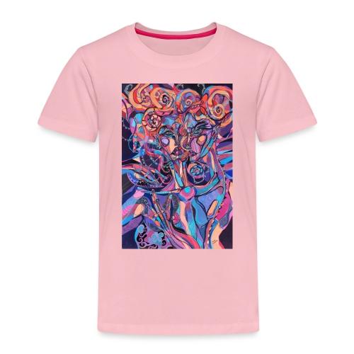Evil Art Abstract - Kids' Premium T-Shirt