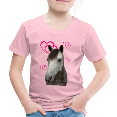 Hästälskare (Pilot) - Premium-T-shirt barn