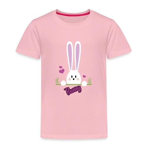 bunny girl - Kinder Premium T-Shirt