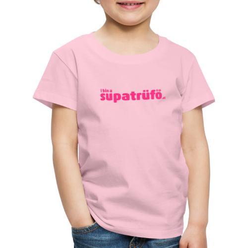 supatrüfö - Kinder Premium T-Shirt
