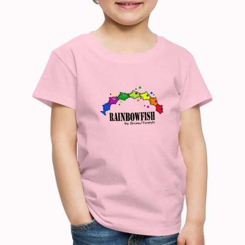 rainbowfish - Maglietta Premium per bambini