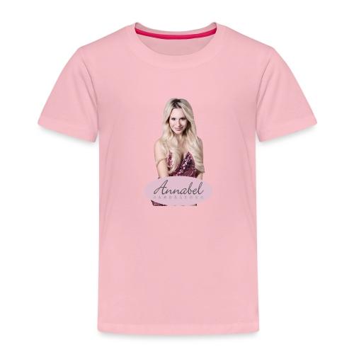 Annabel Anderson Portrait - Kinder Premium T-Shirt
