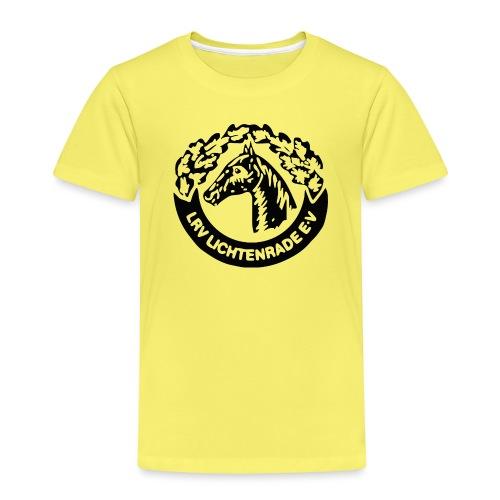 horse_logo_bag - Kinder Premium T-Shirt