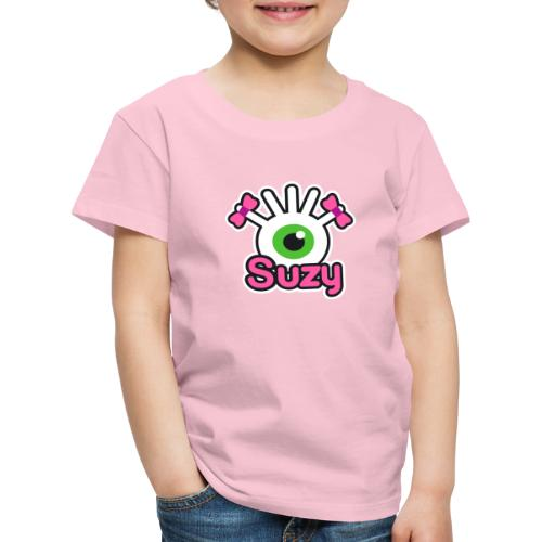 Suzy Label (Color) - T-shirt Premium Enfant
