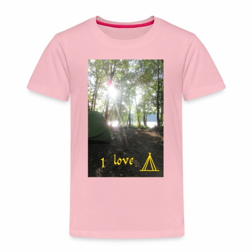 camping - Kinderen Premium T-shirt