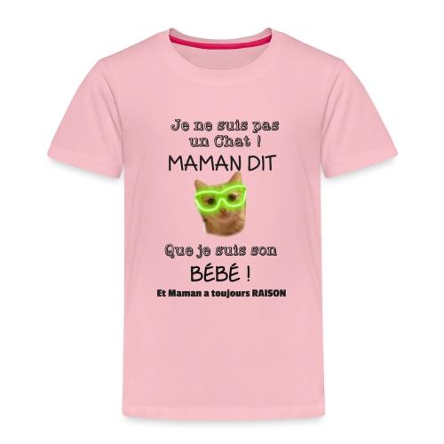 O'Malley le Bébé ! - T-shirt Premium Enfant