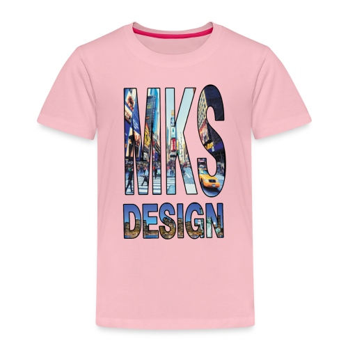 MERKOS modelo 3 - Camiseta premium niño