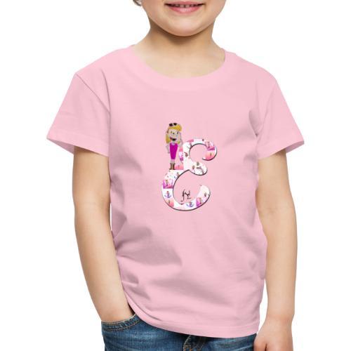 E comme espiègle - T-shirt Premium Enfant