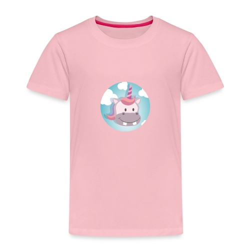 The Unicorn - Kinder Premium T-Shirt