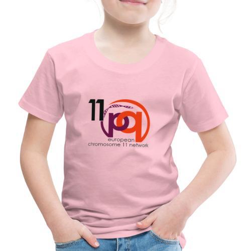 11q_logo_century - Kinder Premium T-Shirt