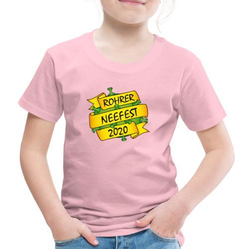 Neefest-Design 2020 - Kinder Premium T-Shirt