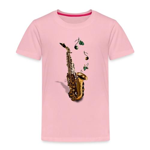 Saxophone - T-shirt Premium Enfant