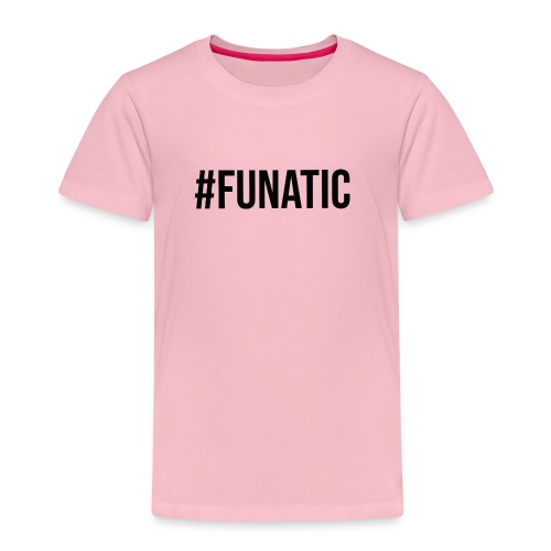 funatic logo - Kids' Premium T-Shirt