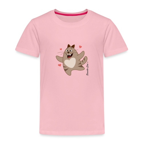 Verliebt - Sancho Cat © - Kinder Premium T-Shirt