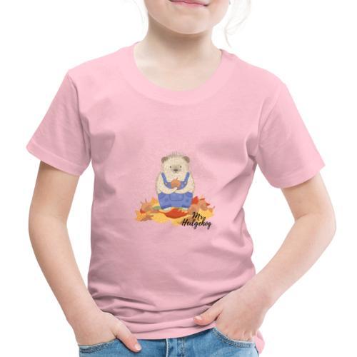 Mr Hedgehog - Kids' Premium T-Shirt