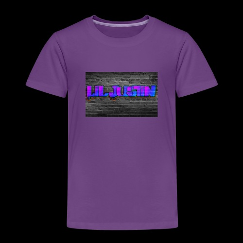 Lil Justin - Kids' Premium T-Shirt