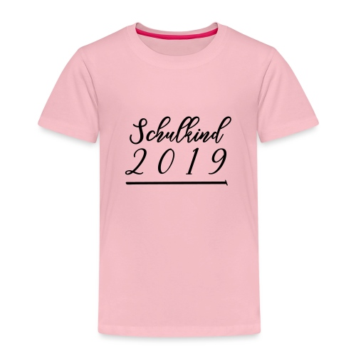 T-Shirt Schulbeginn - Kinder Premium T-Shirt