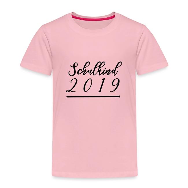 T-Shirt Schulbeginn