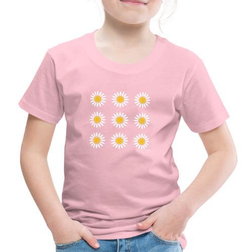 Just daisies - Lasten premium t-paita