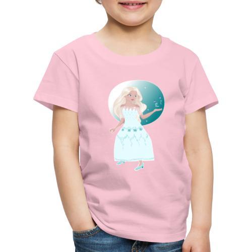 Frozen Princess - T-shirt Premium Enfant