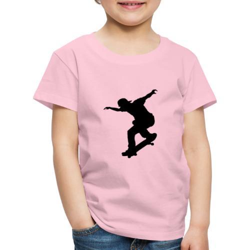 Skater - Maglietta Premium per bambini