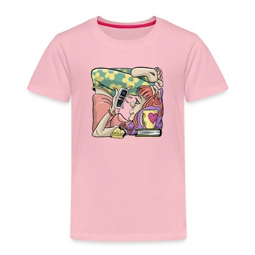 Student Girl Box Housing. T-shirts, Hoodies, Gifts - Lasten premium t-paita