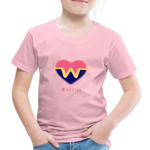 Wappiez - Laat je innerlijke wappie los! - Kinderen Premium T-shirt