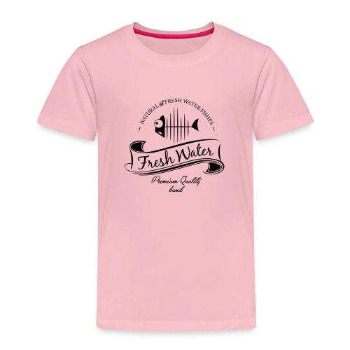 FreshWater 28cm Breite - Kinder Premium T-Shirt
