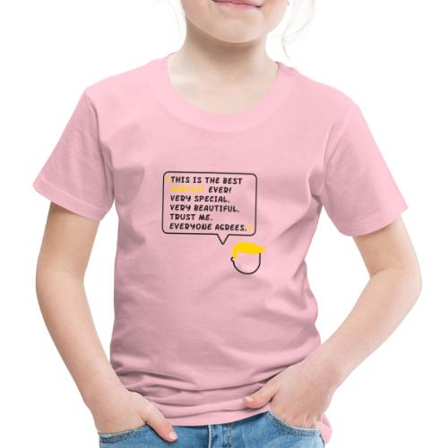 This is the best dentist ever (DR1) - Kinder Premium T-Shirt